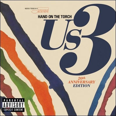 US3 - Hand On The Torch (20th Anniversary Edition)