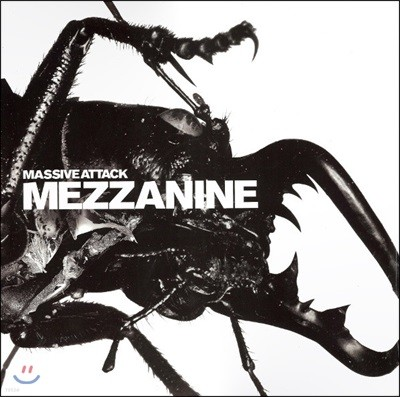 Massive Attack - Mezzanine [2LP]