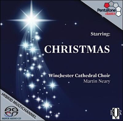 Winchester Cathedral Choir  윈체스터 성당 합창단 크리스마스 앨범 (Starring: Christmas)
