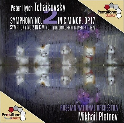 Mikhail Pletnev 차이코프스키: 교향곡 2번 (Tchaikovsky: Symphony No. 2 in C minor, Op. 17 'Little Russian') 플레트네프