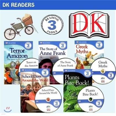 DK Science Readers Level 3 시리즈 5종 Set