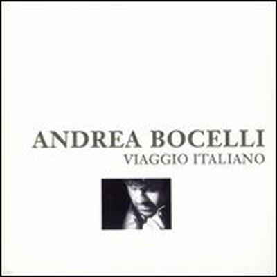 안드레아 보첼리 - 이탈리아 음악여행 (Andrea Bocelli - Viaggio Italiano) - Andrea Bocelli