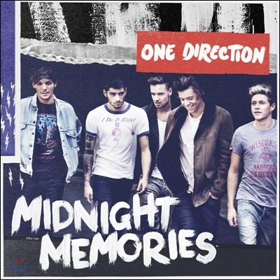 One Direction - Midnight Memories (Standard Edition)