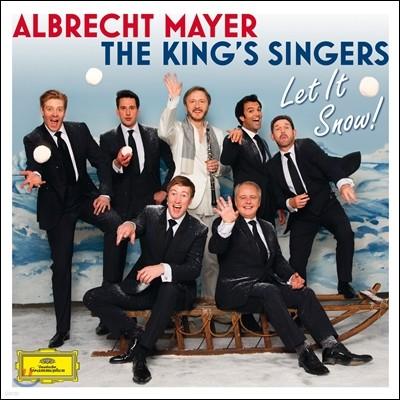 King's Singers / Albrecht Mayer 알브레히트 마이어 & 킹스 싱어즈 크리스마스 앨범 (Let It Snow)