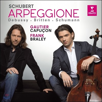 Gautier Capucon 슈베르트 : 아르페지오네 소나타 (Schubert : Arpeggione)