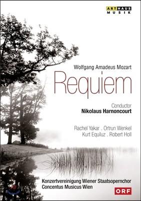 Nikolaus Harnoncourt 모차르트: 레퀴엠 [프란츠 바이어 판본] 니콜라우스 아르농쿠르 (Requiem in D minor, K626)