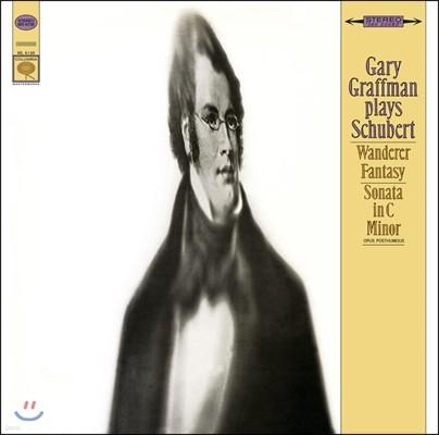 슈베르트 : 방랑자환상곡, 피아노 소나타 C Minor - 게리 그라프만