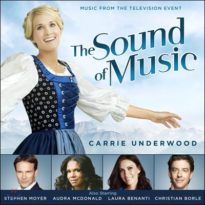 The Sound Of Music (사운드 오브 뮤직) OST (Music From The NBC Television Event)