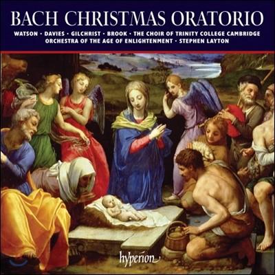 Iestyn Davies / Stephen Layton 바흐: 크리스마스 오라토리오 BWV 248 - 스티븐 레이톤