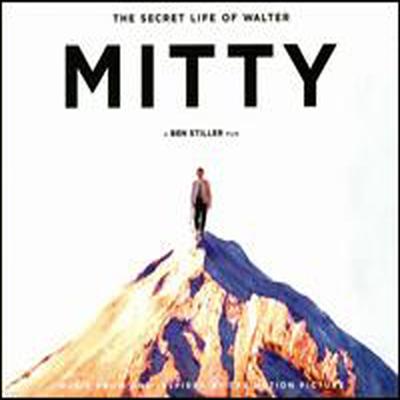 O.S.T. - Secret Life Of Walter Mitty (월터의 상상은 현실이 된다) (Digipack)(Soundtrack)(CD)