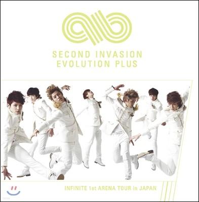 인피니트 1st 아레나 콘서트 DVD : Second Invasion Evolution Plus