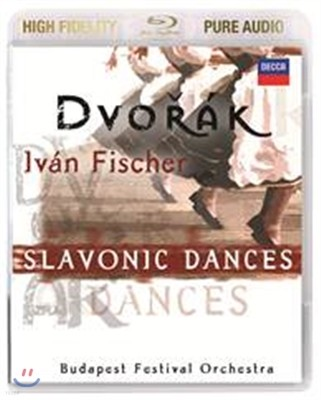 Ivan Fischer 드보르작: 슬라브 무곡 (Dvorak: Slavonic Dances)