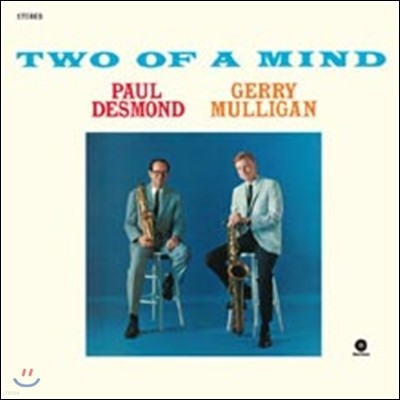 Paul Desmond/Gerry Mulligan - Two Of A Mind