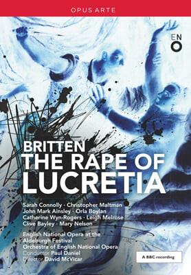 브리튼 : 루크레티아의 능욕