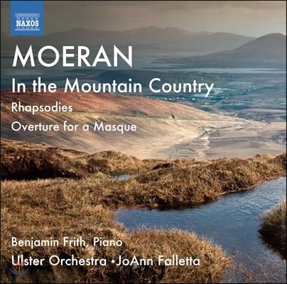 모란 : 산악지방에서, 3개의 관현악 랩소디, 가면극을 위한 서곡