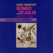 Ensemble Villa Musica / Prokofiev: Romeo und Julia, Quintett, Op. 39 (수입/MDG3694)