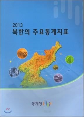 북한의 주요통계지표 2013