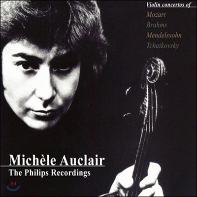 Michele Auclair 미셸 오클레르 필립스 협주곡 녹음집 (The Philips Recordings)