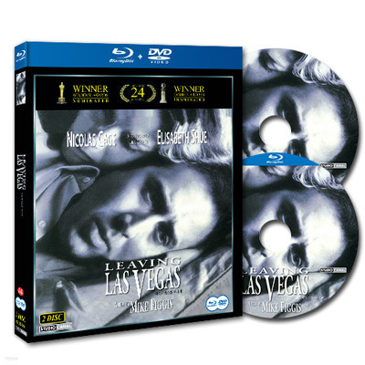 라스베가스를 떠나며 SE : 블루레이 (BD+DVD)