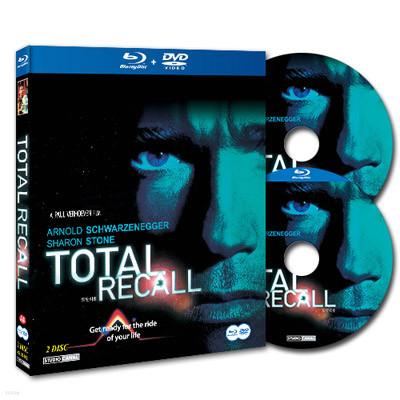 토탈리콜 SE : 블루레이 (BD+DVD)