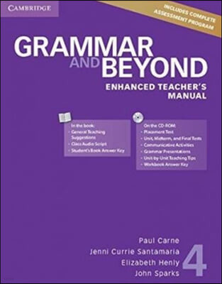 Grammar and Beyond, Level 4