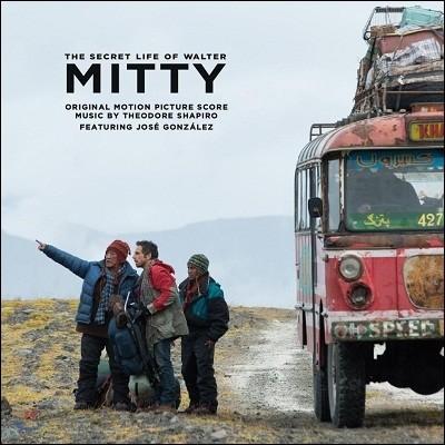 월터의 상상은 현실이 된다 오리지널 스코어 영화음악 (The Secret Life Of Walter Mitty OST by Theodore Shapiro)