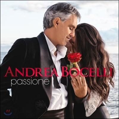Andrea Bocelli - Passione 안드레아 보첼리 - 열정 [2LP]