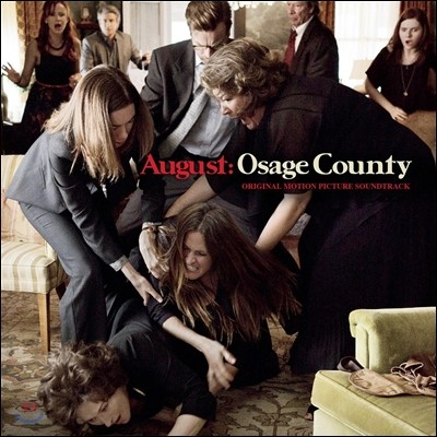 August: Osage County (어거스트: 오세이지 카운티) OST (Original Motion Picture Soundtrack)
