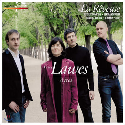 La Reveuse 헨리 로스: 가곡집 (Henry Lawes: Ayres)