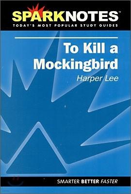 [Spark Notes] To Kill a Mockingbird : Study Guide