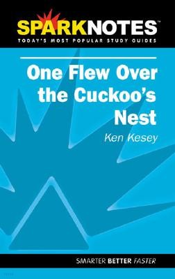 [Spark Notes] One Flew Over the Cuckoo's Nest : Study Guide