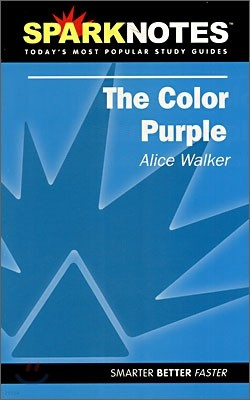 [Spark Notes] The Color Purple : Study Guide