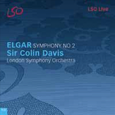 엘가 : 교향곡 2번 (Elgar : Symphony No.2)(CD) - Colin Davis