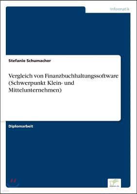 Vergleich von Finanzbuchhaltungssoftware (Schwerpunkt Klein- und Mittelunternehmen)