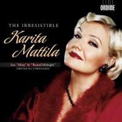 카리타 마틸라가 노래하는 오페라 아리아들과 대중음악들 (The Irresistible Karita Mattila) - Karita Mattila