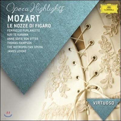 Ferruccio Furlanetto 모차르트: 피가로의 결혼 하이라이트 (Mozart: Le nozze di Figaro, K492 highlights)