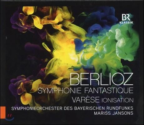 Mariss Jansons 베를리오즈: 환상 교향곡 / 바레즈: 이오니제이션 (Berlioz: Symphonie fantastique)