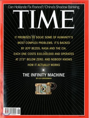Time (주간) - Asia Ed. 2014년 02월 17일