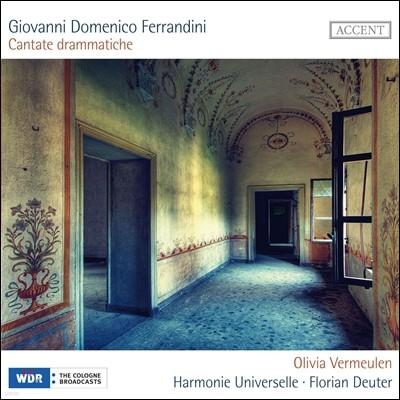 Harmonie Universelle 페란디니: 극적 칸타타, 신포니아 (Ferrandini : Cantate Drammatiche) 페르뮐렌, 우니버살레