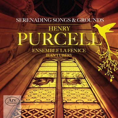 퍼셀 : 다양한 노래와 그라운드 작품들