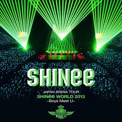 샤이니 (SHINee) - Japan Arena Tour Shinee World 2013 ~Boys Meet U~ (2Blu-ray+Photo Booklet)