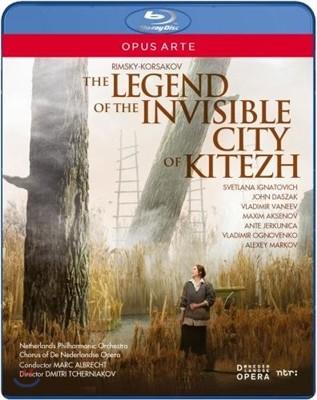 Marc Albrecht 림스키-코르사코프: 보이지 않는 도시 키테즈의 전설 (Rimsky Korsakov: The Legend of the Invisible City of Kitezh and the Maiden Fevronia)