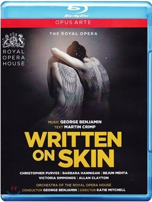Orchestra of the Royal Opera House 조지 벤저민 오페라 (George Benjamin: Written on Skin)