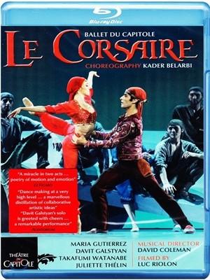 Ballet du Capitole 카데르 벨라르비의 발레 '해적' (Le Corsaire by Kader Belarbi)