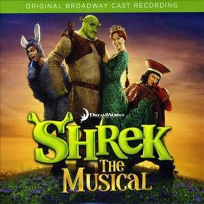 Original Broadway Cast Recording - Shrek: The Musical (슈렉: 더 뮤지컬) (Cast Recording)(Digipack)(CD)