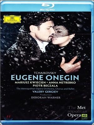 Anna Netrebko / Valery Gergiev 차이코프스키: 예프게니 오네긴 - 안나 네트렙코, 게르기에프 (Tchaikovsky: Eugene Onegin)