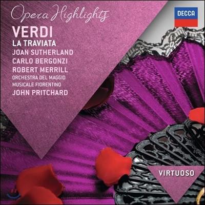 Robert Merrill 베르디: 라 트라비아타 하이라이트 (Verdi: La Traviata highlights)