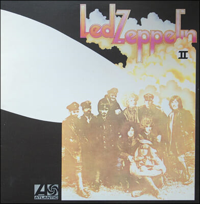 Led Zeppelin (레드 제플린) - 2집 Led Zeppelin II [LP]