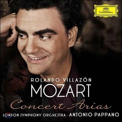 Rolando Villazon 모차르트 콘서트 아리아집 (Mozart: Concert Arias)