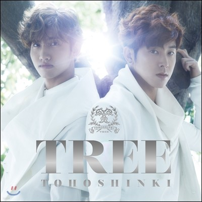 동방신기 (東方神起) - Tree [CD+DVD A버전 초회한정반]
